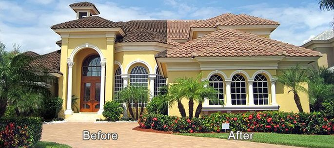 Roof-Bright of Florida, Roof Cleaning and Pressure Washing